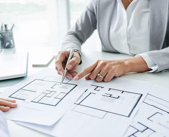 Floor plan consultation